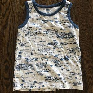 Little boy's tank top